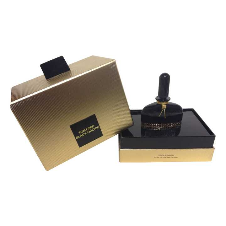 Tom Ford Black Orchid Perfume Lalique Edition