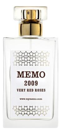 Memo Very Red Rose