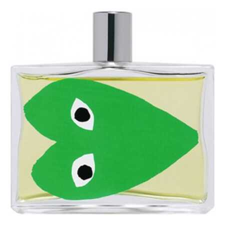 Comme Des Garcons Play Green