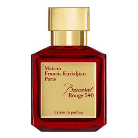 Francis Kurkdjian Baccarat Rouge 540 Extrait De Parfum