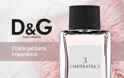 Dolce Gabbana 3 L'Imperatrice
