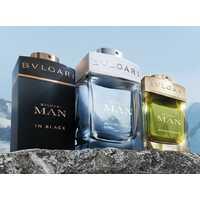 Bvlgari Man Glacial Essence — новейшее дополнение к коллекции Bvlgari man