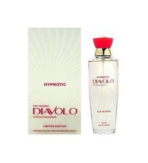 Antonio Banderas Diavolo Hypnotic For Women