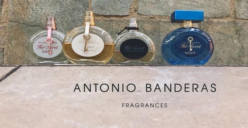 Antonio Banderas: экспрессивная парфюмерия от голливудского искусителя
