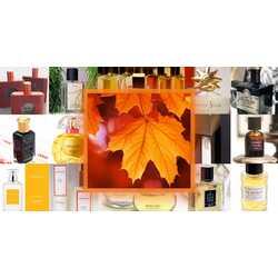 Сезонный парфюмерный гардероб - ароматы осени