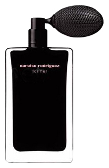 Narciso Rodriguez For Her Eau De Toilette With Atomizer Limited Edition