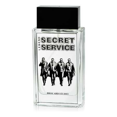 Brocard Secret Service Legend