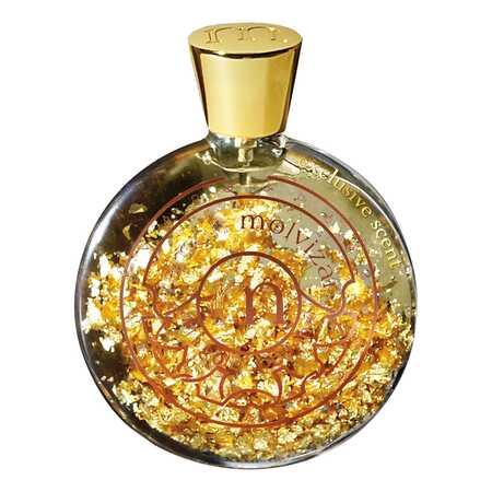 Ramon Molvizar Art & Gold Perfume Exclisive Scent