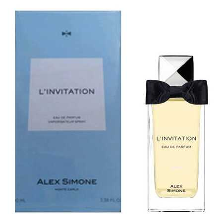 Alex Simone L`Invitation