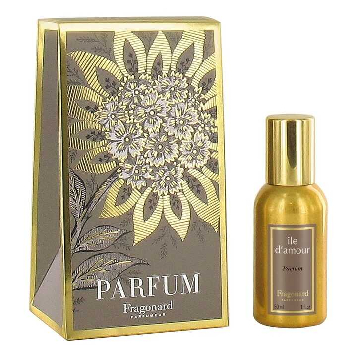 Fragonard Ile D'Amour Parfum