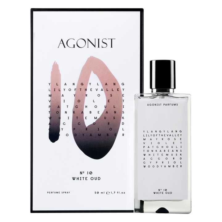 Agonist No10 White Oud