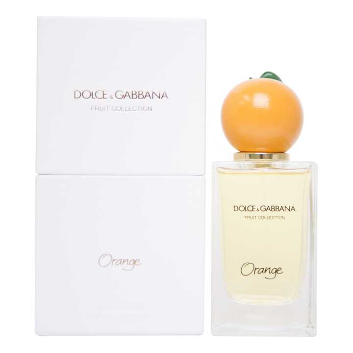 Dolce Gabbana (D&G) Fruit Collection Orange