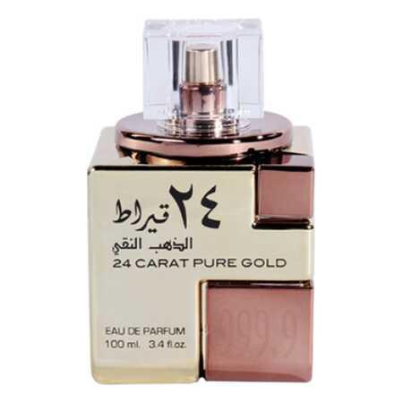 Lattafa 24 Carat Pure Gold