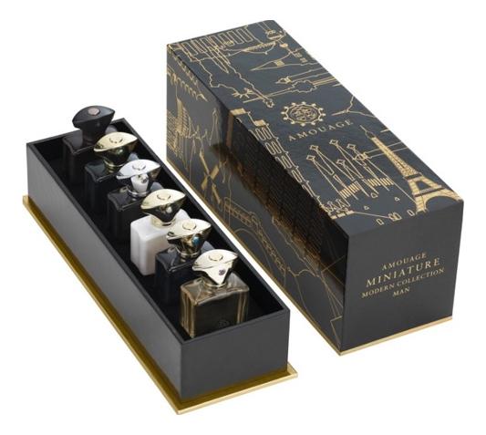Amouage Miniature Collection Modern Men's