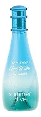 Davidoff Cool Water Summer Dive Woman