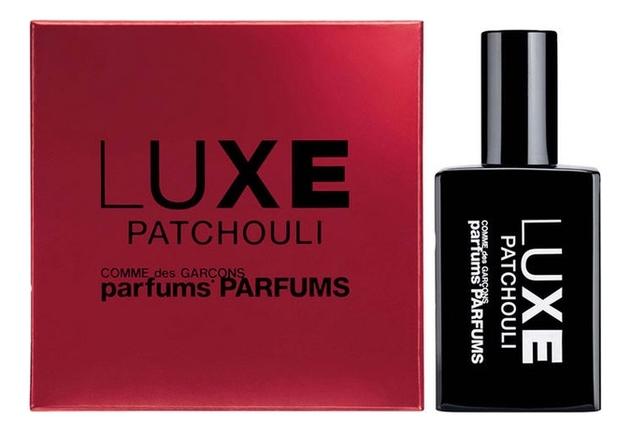 Comme Des Garcons Series Luxe Patchouli