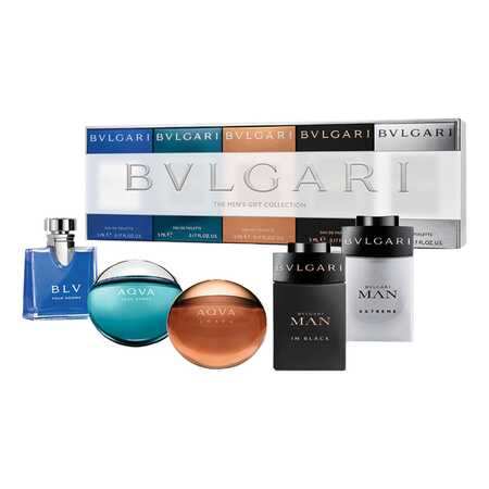 Bvlgari Miniature Set
