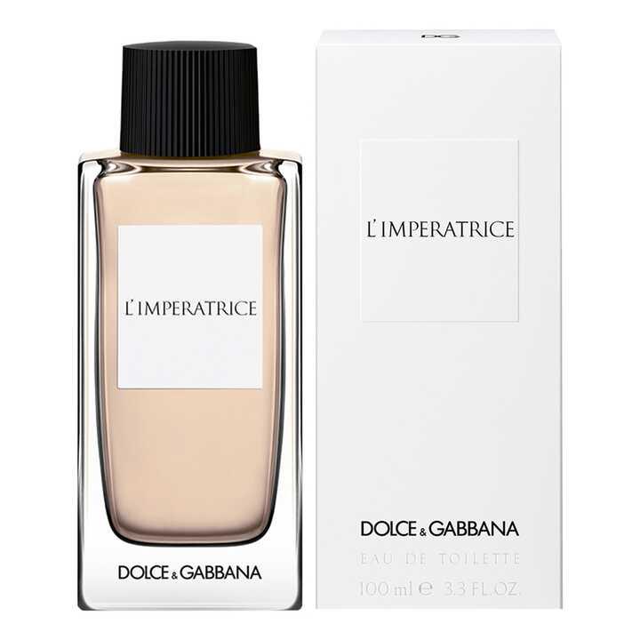Dolce & Gabbana (D&G) 3 L'Imperatrice