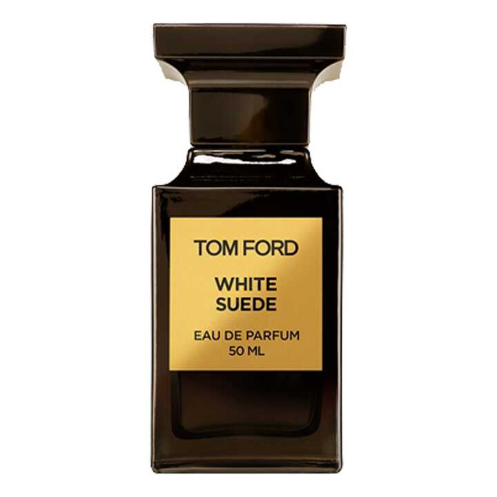 Tom Ford Tom Ford White Suede