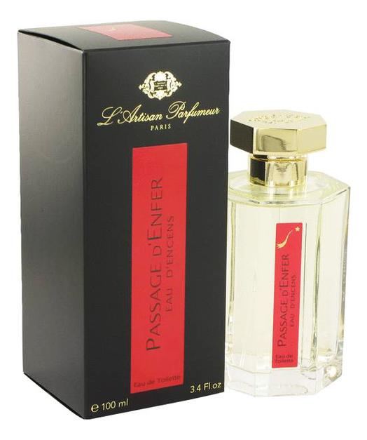 L'Artisan Parfumeur Passage D'Enfer Eau D'Encens