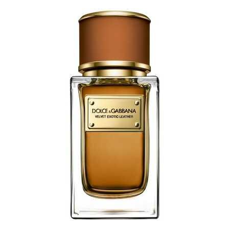 Dolce & Gabbana (D&G) Velvet Exotic Leather