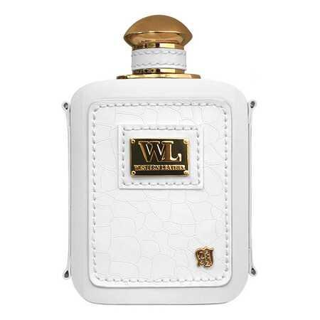 Alexandre J. Western Leather White