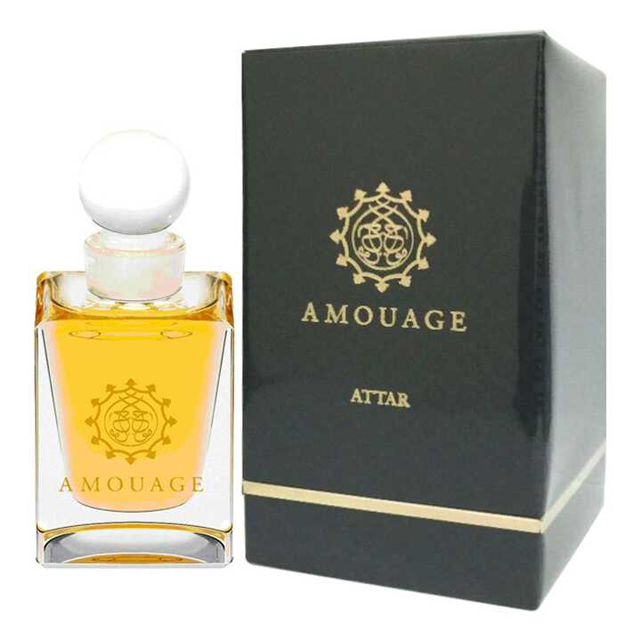 Amouage Attar Musk Abyadh