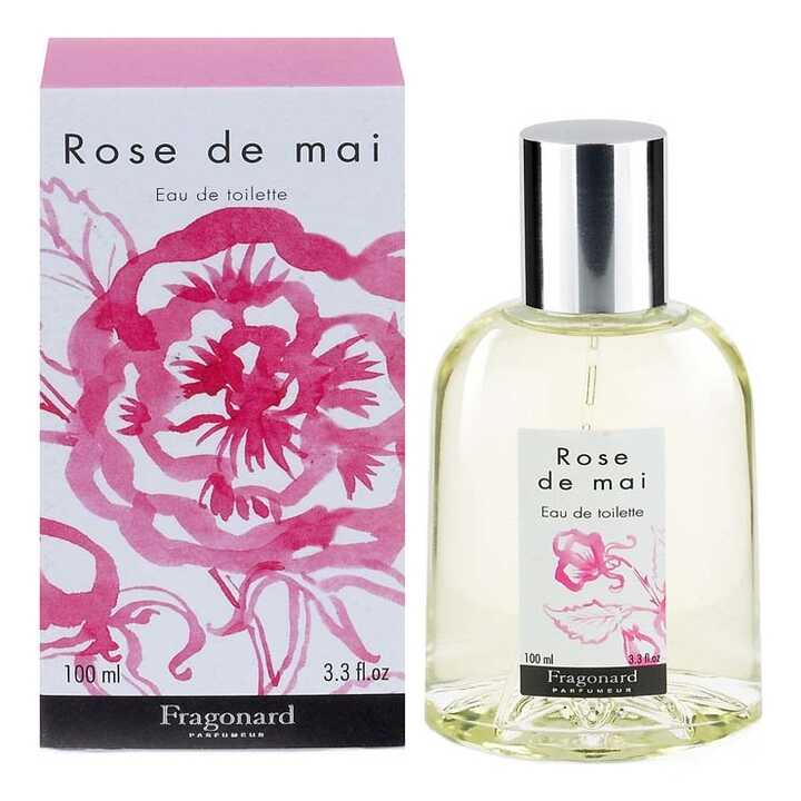 Fragonard Rose De Mai