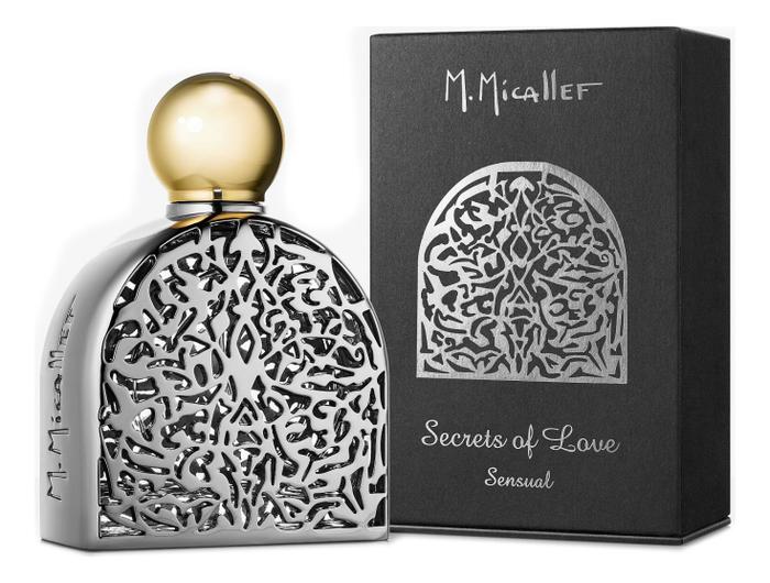 M. Micallef Secrets Of Love Sensual