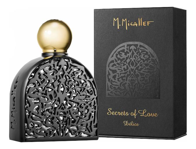M. Micallef Secrets Of Love Delice