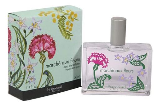 Fragonard Marche Aux Fleurs